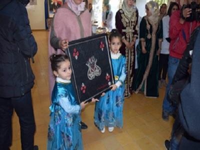 مركز التأهيل النسوي بابن جرير ينظم معرضه السنوي بمناسبة اليوم العالمي للمرأة