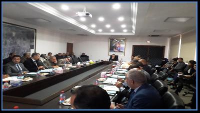 اللجنة الإقليمية للتنمية البشرية لعمالة الصخيرات تمارة تصادق على 23 مشروعا برسم 2019