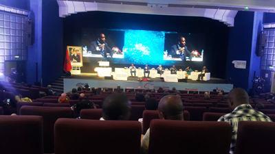جمعية الصحافة والإعلام الالكتروني بالرحامنة تتابع أشغال الدورة 12 لإتحاد الاذاعات الافريقية 