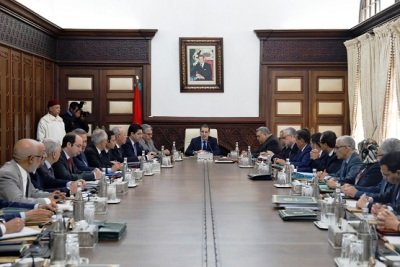 تقرير عن أشغال اجتماع مجلس الحكومة ليوم الخميس 13  يونيو 2019