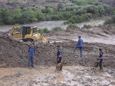 عملية انتشال جثث فاجعة إجوكاك بمنطقة توكالخير الجبلية بإقليم الحوز لازالت متواصلة