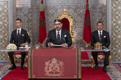 عيد العرش .. جلالة الملك يوجه خطابا ساميا إلى الأمة