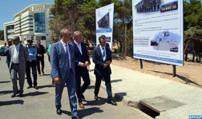 الحسيمة : انطلاقة أشغال بناء مركز متخصص في ترحيل الخدمات باستثمار يفوق 15 مليون درهم