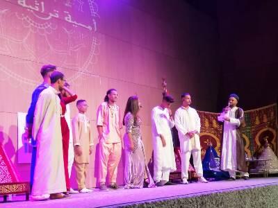 جمعية الحلم تحتفي بالتراث الشبابي بخريبكة