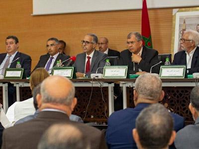 مجلس جهة الرباط سلا القنيطرة يصادق على مشاريع بمبلغ إجمالي 9086 مليون درهم يساهم فيه بمبلغ 1060 مليون درهم
