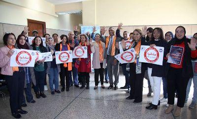 الاتحاد المغربي للشغل ينخرط في الحملة الدولية لمطالبة الحكومة بالتصديق على الاتفاقية 190