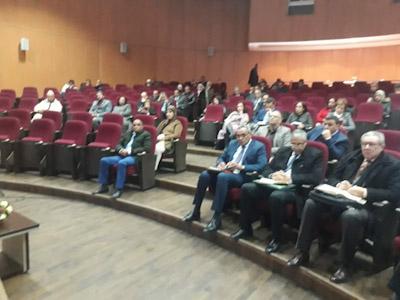 مقر جهة مراكش أسفي يحتضن لقاء تحضيري للمناظرة الوطنية حول الجهوية المتقدمة