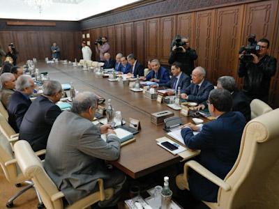 تقرير عن أشغال اجتماع مجلس الحكومة 2 يناير 2020