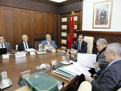 تقرير عن أشغال اجتماع مجلس الحكومة 30 يناير 2020