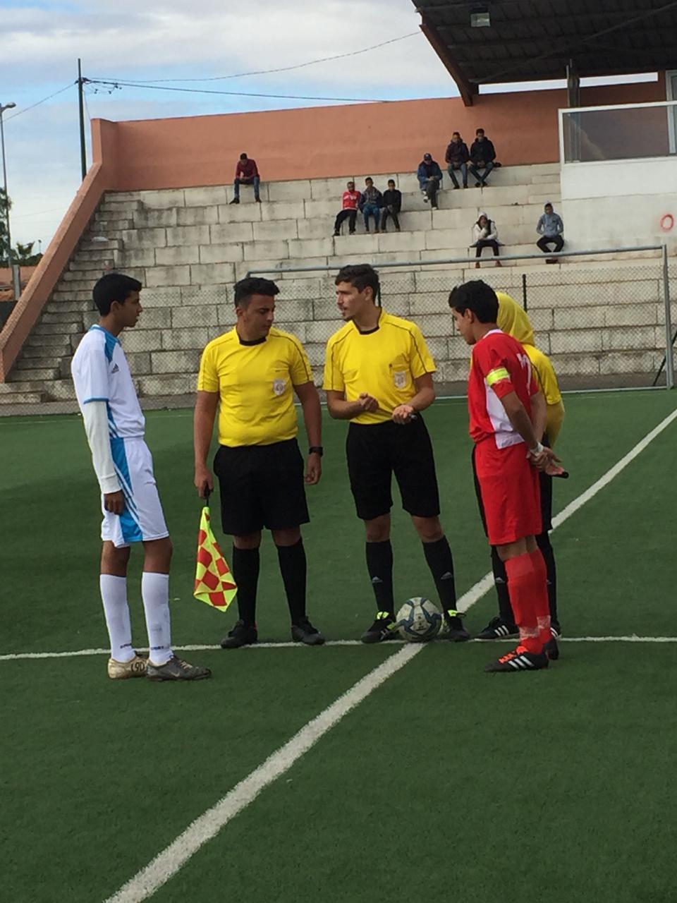 فتيان أكاديمية  شباب الرحامنة لكرة القدم  يتألقون في البطولة  والصغار يبهرون في البرنامج الإعدادي.