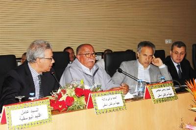 مجلس جهة مراكش اسفي يعقد دورته العادية لشهر مارس بمدينة اليوسفية