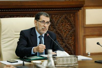 الحكومة تصادق على النصوص المتعلقة بتطبيق حالة الطوارئ الصحية