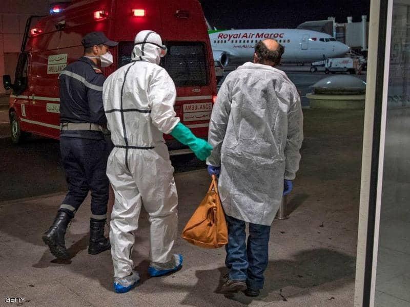 ارتفاع عدد المصابين بكورونا الى 602 حالة بالمغرب و24 متعافيا و36 حالة وفاة