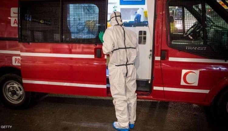 عدد إصابات كورونا يصل 844 بالمغرب