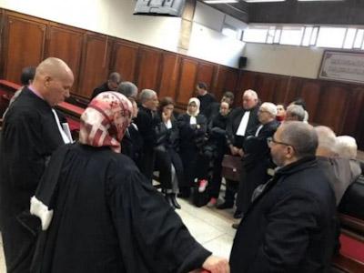 هيئة دفاع معتقلي حراك الريف تراسل وزير العدل حول مسطرة العفو الأخير