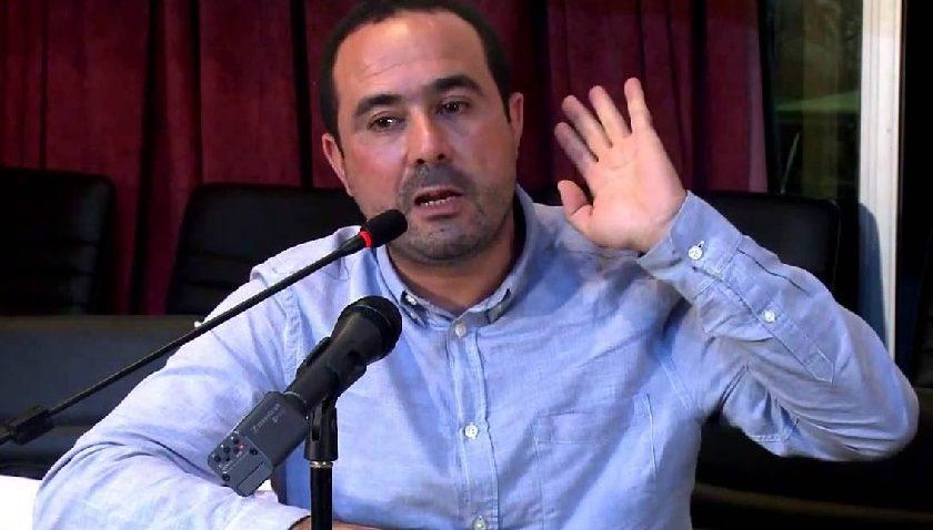 اعتقال رئيس تحرير جريدة أخبار اليوم الصحفي سليمان الريسوني