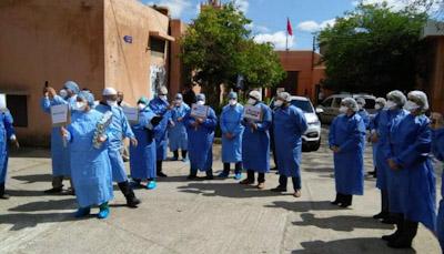 جهة مراكش أصبحت خالية من فيروس كورونا !
