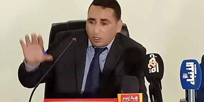 محاولة توريط الحقوقي محمد المديمي في عملية رشوة... باءت بالفشل