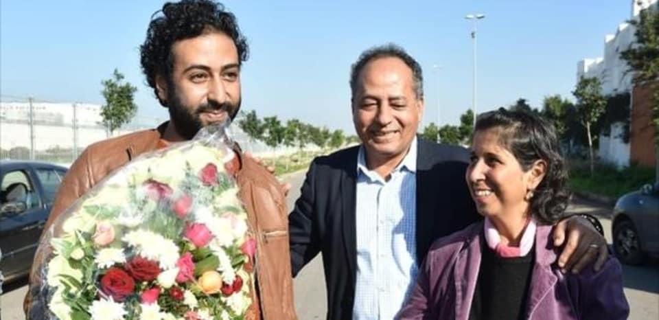 والد عمر الراضي يرد على الحكومة: ''نرفض بيان الرعب .. والمسؤولون هم الخطر على البلاد''