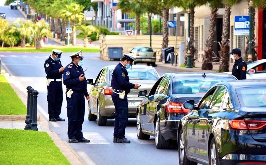 السلطات العمومية تعلن منع التنقل من والى مجموعة من المدن المغربيةالسلطات العمومية تعلن منع التنقل من والى مجموعة من المدن المغربية