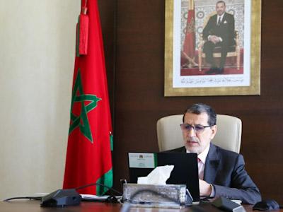 تقرير عن أشغال اجتماع مجلس الحكومة 27 غشت 2020