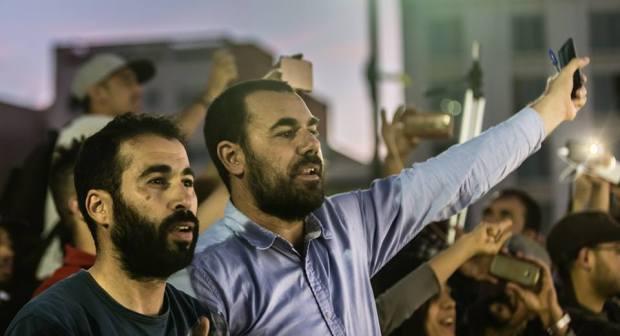 """""""الاشتراكي الموحد"""" يدعو إلى حوار مسؤول مع قادة حراك الريف المضربين عن الطعام والاستجابة لمطالبهم"""