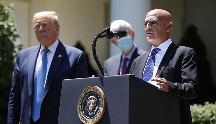 الولايات المتحدة تعلن توصلها إلى لقاح مضاد لكورونا والشروع في توزيعه بشكل عاجل بداية نونبر