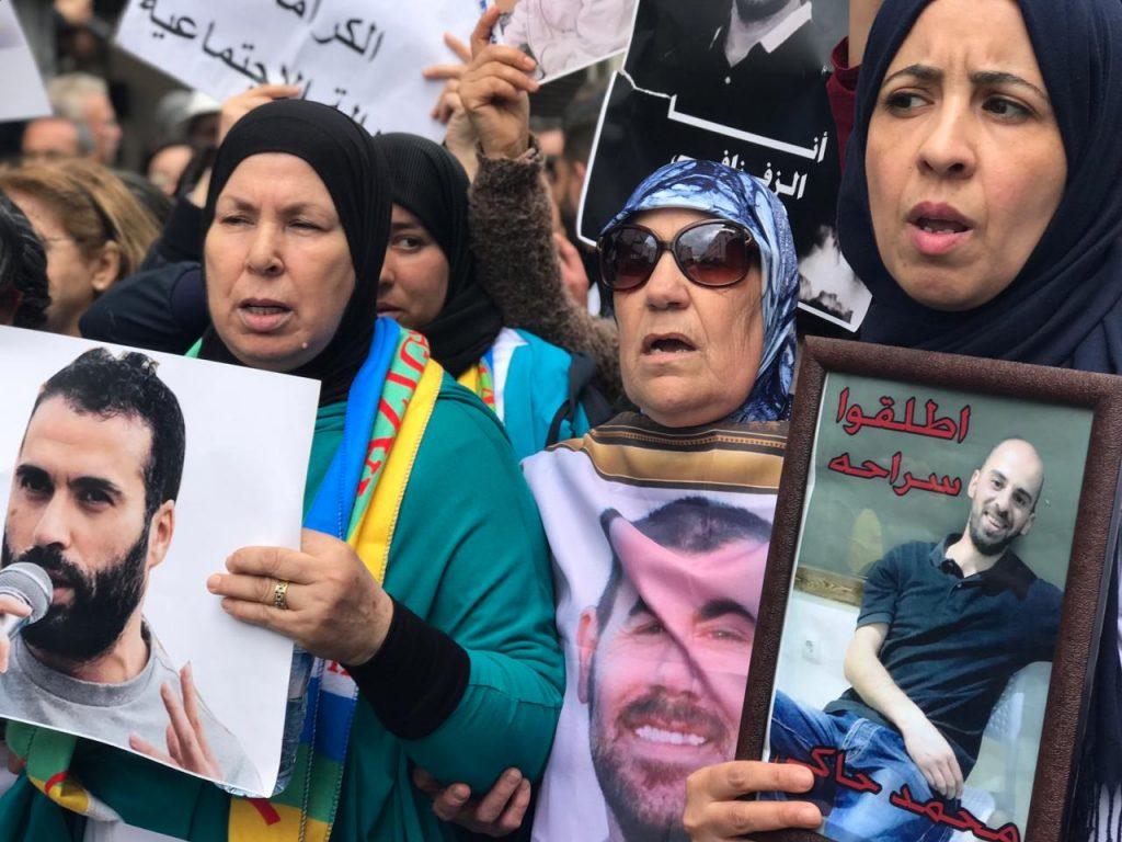 حقوقيون يطالبون المسؤولين بالتحرك العاجل لإنقاذ حياة معتقلي الريف المضربين عن الطعام