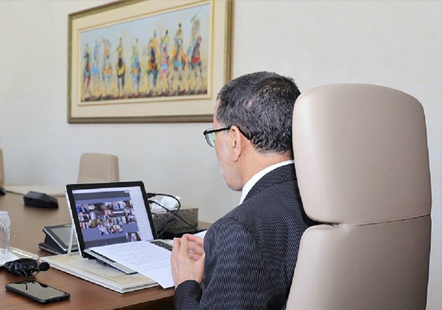 تقرير عن أشغال اجتماع مجلس الحكومة 9 شتنبر 2020