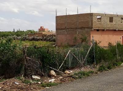 البناء العشوائي يغزو ابن جرير ويعود بقوة لجل احيائها والدواوير الملحقة بالمجال الحضري للمدينة