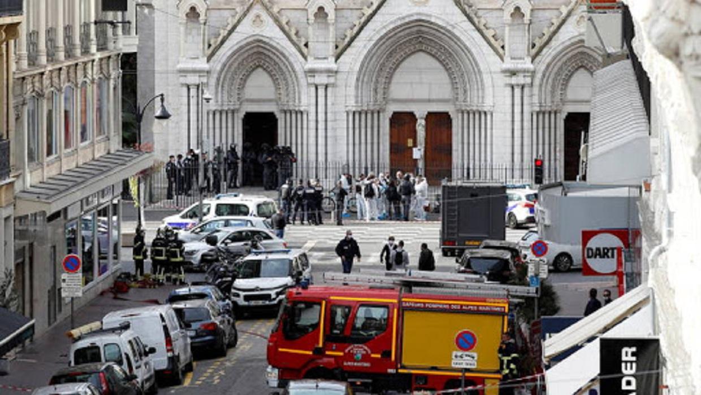 المغرب يدين الهجوم الذي وقع بنيس ويعرب عن تضامنه وتعاطفه مع الضحايا وعائلاتهم