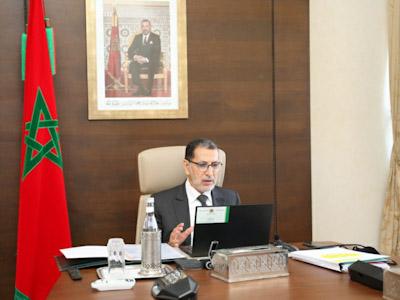 تقرير عن أشغال اجتماع مجلس الحكومة - الخميس 5 نونبر 2020