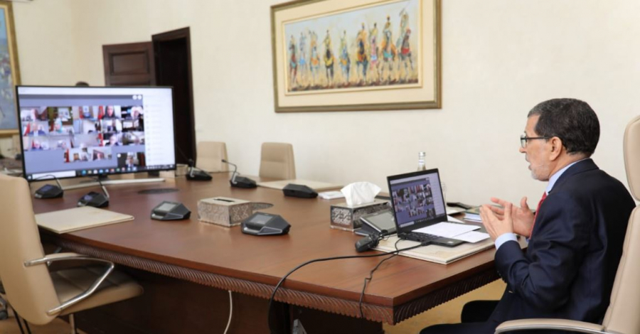 تقرير عن أشغال اجتماع مجلس الحكومة - الخميس12 نونبر 2020