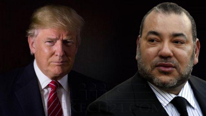 الديوان الملكي: ترامب أصدر مرسوما رئاسيا يقضي باعتراف واشنطن بسيادة المغرب الكاملة على الصحراء