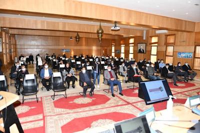 ورشات علمية في إطار إعداد المخطط الجهوي لإعداد التراب لجهة مراكش اسفي بابن جرير