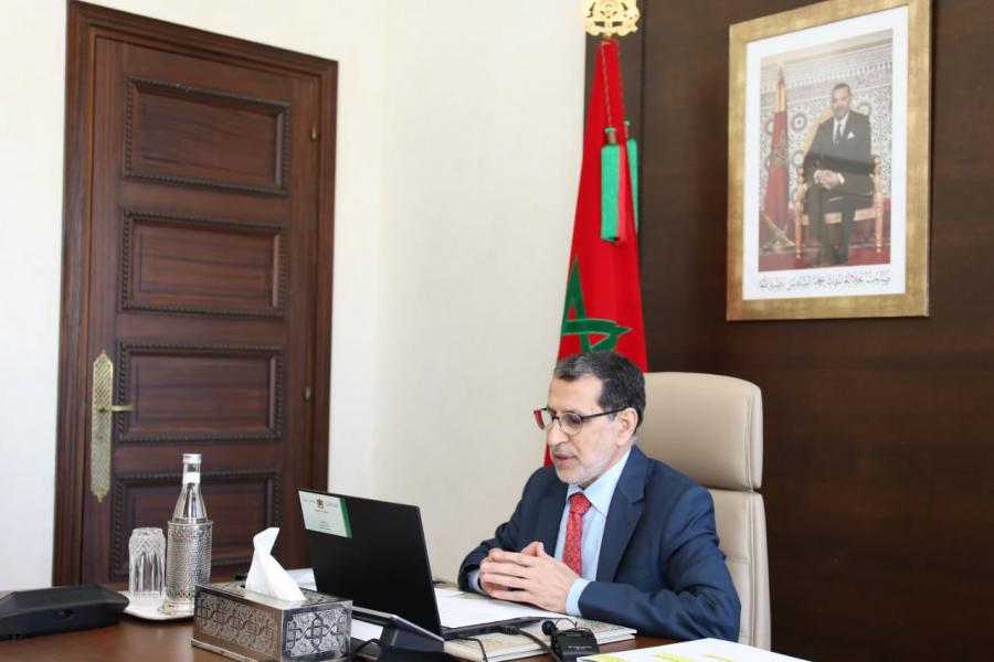 تقرير عن أشغال اجتماع مجلس الحكومة - الخميس 31 دجنبر 2020