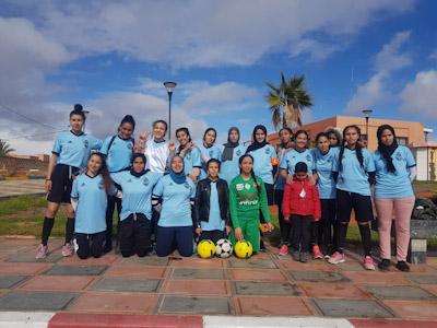 اتحاد الرحامنة لكرة القدم النسوية يتعادل مع رجاء سيدي بوعثمان في دوري ودي بمناسبة ذكرى 11 يناير