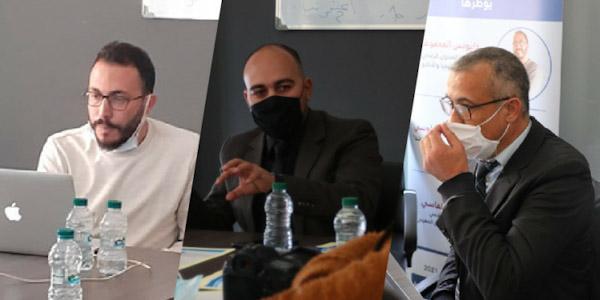 تقرير الدورة التكوينية المنظمة في الحسيمة حول موضوع الاعلام والمواطنة تحديات قيمية وتقنية