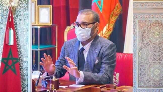 تعليمات ملكية لتسريع وثيرة عملية التلقيح بالمغرب