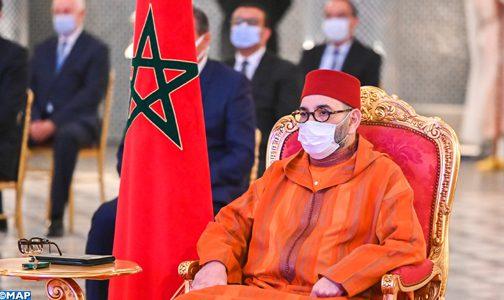 الملك يترأس حفل إطلاق مشروع تعميم الحماية الاجتماعية وتوقيع الاتفاقيات الأولى المتعلقة به
