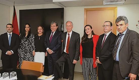 تعيين أعضاء مجلس الهيئة الوطنية لمحاربة الرشوة لمدة 5 سنوات قابلة للتجديد