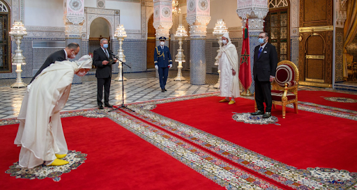 الملك محمد السادس يعين مسؤولين قضائيين بعدد من محاكم المغرب