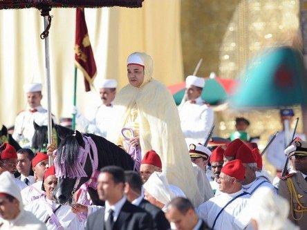 جلالة الملك محمد السادس يؤجل الاحتفال بعيد العرش المجيد