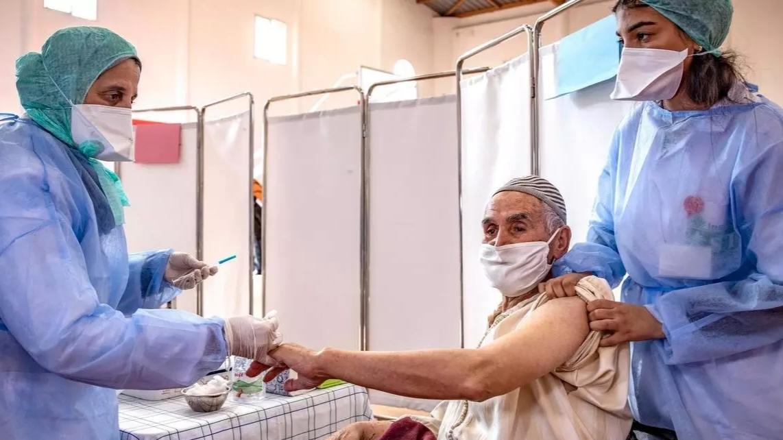 تسجيل 5494 إصابة جديدة بكورونا وتعافي 1604 مصاب و23 وفاة خلال 24 ساعة الأخيرة ببلادنا....سجل منها بالرحامنة 66 إصابة جديدة و1 حالة وفاة
