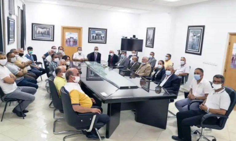 جبهة القوى الديمقراطية تكشف رسميا التحاق شباط وترشحه باسمها في الانتخابات المقبلة