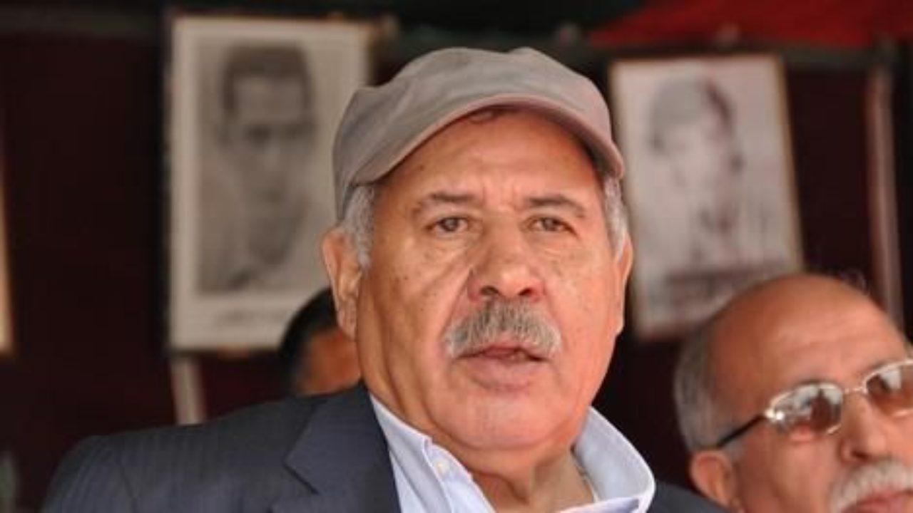 """وفاة الزعيم النقابي والمناضل السياسي """"نوبير الأموي"""""""