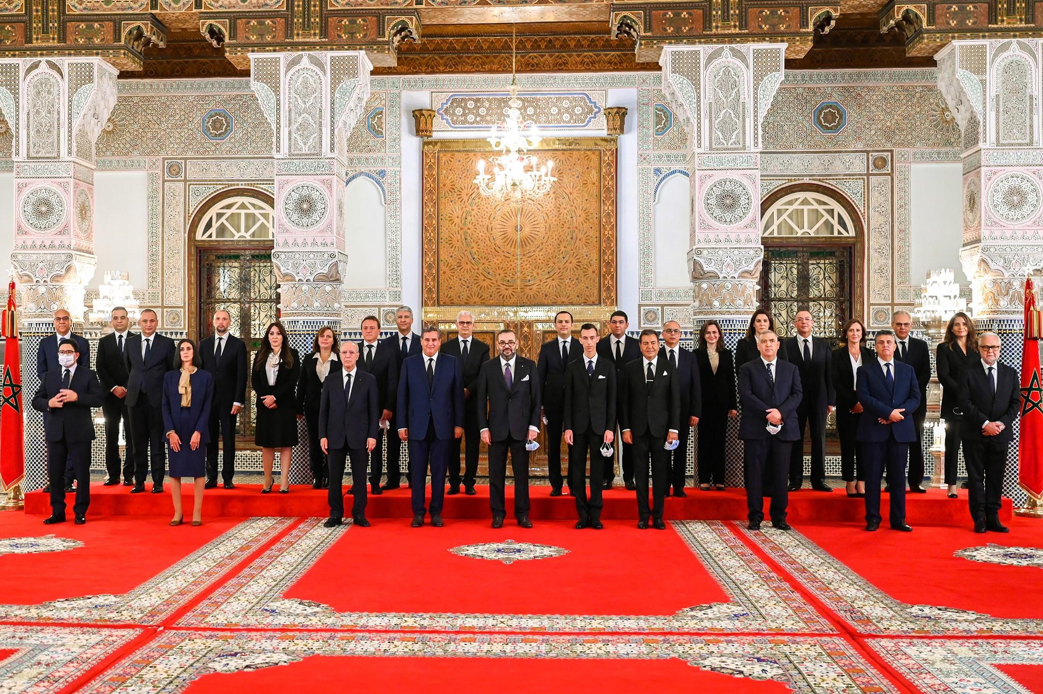 الحكومة الجديدة: بروفايلات مختصرة لأعضائها