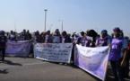 وقفة احتجاجية لنقابة الفوسفاطيين SDP/FDT  امام الادارة العامة الاثنين 17 شتنبر2018