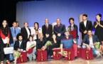 اختتام فعاليات الدورة الأولى للمهرجان الوطني لهواة المسرح بمراكش