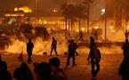 سيارة ديبلوماسية تدهس متضاهرين بمصر